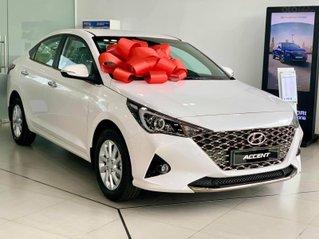 Bán Hyundai Accent sản xuất năm 2021, giá tốt nhất tháng 04 - trả trước 99 triệu - góp 5 triệu/tháng