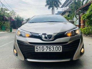 Bán Toyota Vios, vàng cát, sản xuất năm 2018 còn mới