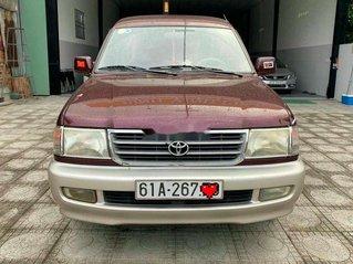 Cần bán xe Toyota Zace sản xuất 2002 còn mới, giá chỉ 185 triệu