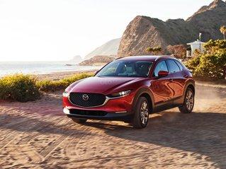 Nhận cọc sớm chiếc Mazda CX30 màu đỏ, đời 2021