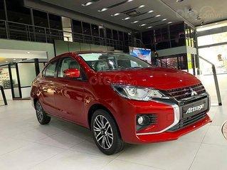 Cần bán Mitsubishi Attrage đời 2021, màu đỏ, xe nhập