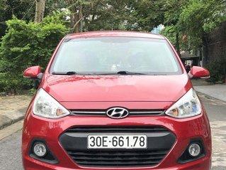 Cần bán lại xe Hyundai Grand i10 đời 2016, màu đỏ, xe nhập