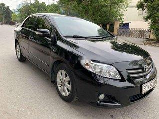 Cần bán xe Toyota Corolla Altis năm 2009 còn mới