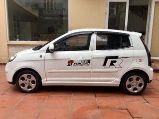 Cần bán gấp Kia Picanto sản xuất 2008, màu trắng, nhập khẩu nguyên chiếc còn mới