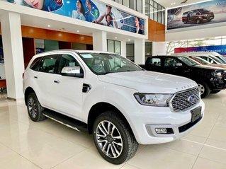 Ford Everest Titanium 4x2 2021