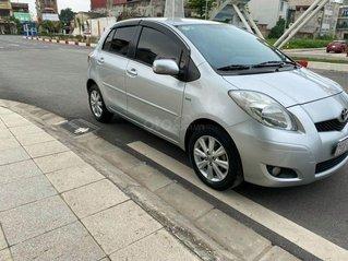 Cần bán gấp Toyota Yaris đời 2012, màu bạc, nhập khẩu xe gia đình