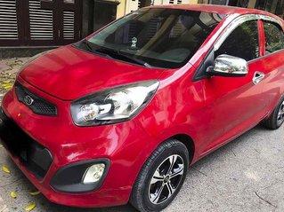 Cần bán xe Kia Morning sản xuất năm 2011, màu đỏ, nhập khẩu còn mới, giá 205tr