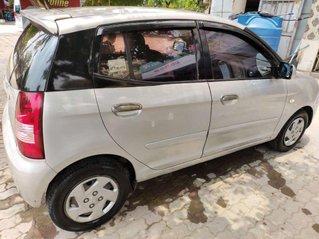 Cần bán Kia Morning Van đời 2007, màu bạc, nhập khẩu nguyên chiếc