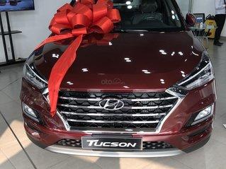 Bán ô tô Hyundai Tucson 1.6 đặc biệt 2021, giá siêu ưu đãi, hỗ trợ vay đến 85%