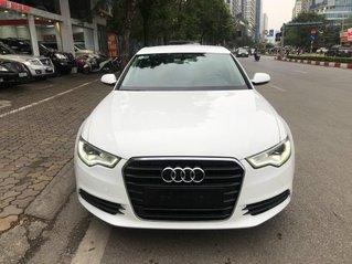 Cần bán xe Audi A6 sản xuất 2013, màu trắng