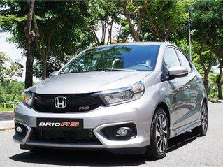 Honda Brio giá xe 418 tr đưa trước 90 tr, hỗ trợ trả góp lãi suất 0%