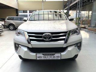 Bán xe ô tô Toyota Fortuner sản xuất năm 2019, màu trắng, xe siêu lướt 23.000km, có trả góp
