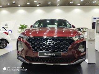 Hyundai TP. HCM bán xe Hyundai Santafe đời 2021, ưu đãi giảm tiền mặt trực tiếp, hỗ trợ vay ngân hàng lãi suất cực tốt