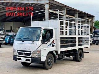 Bán xe Fuso Canter 4.99 2020, màu trắng, 577tr