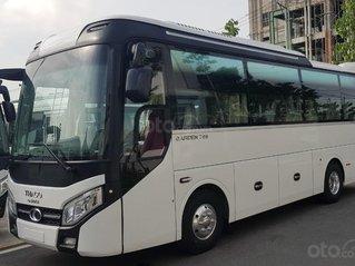 Xe khách Thaco 29 chỗ bầu hơi / Thaco Garden 79S chính hãng 2021 / Trả góp 75%