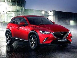 Mazda CX3 2021 nhập khẩu nguyên chiếc, thế hệ mới đẳng cấp mới, giảm ngay 10tr tiền mặt, hỗ trợ bank 85% giá trị xe