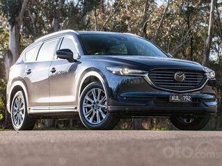 [Mazda Hà Nội] Mazda CX8 ưu đãi trị giá lên đến 50tr khi lấy xe trong T5, hỗ trợ bank 90%, thủ tục nhanh gọn