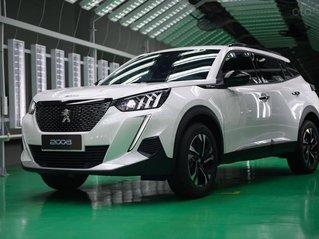 Peugeot Hải Phòng - bán Peugeot 2008 GT-Line, siêu ưu đãi lên đến 25tr, tặng phụ kiện xịn xò, trả góp lên đến 85%, giá rẻ nhất Hải Phòng