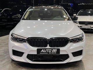 Bán ô tô BMW 5-Series 520i sản xuất năm 2019, màu trắng