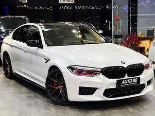 Cần bán BMW 5 Series năm 2019, màu trắng, xe nhập còn mới