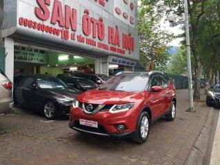 Sàn Ô Tô Hà Nội bán Nissan -Xtrail 2.0 sản xuất 2017, lăn bánh năm 2018 xe màu đỏ, xe một chủ