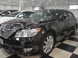 Xe Lexus LS 460L đời 2009, màu đen, giá tốt cho người thiện chí