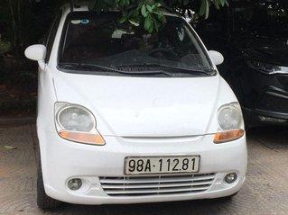 Cần bán gấp Chevrolet Spark năm sản xuất 2009, màu trắng số sàn, giá 78tr