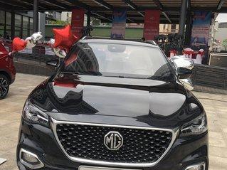 Bán xe MG HS năm 2021, màu đen, nhập khẩu, giá không đâu tốt bằng