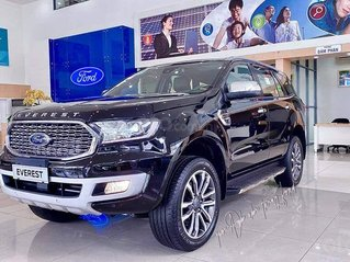 Ford Bình Phước - Ford Everest 2021 - sẵn xe giao ngay - giảm tiền mặt + phụ kiện chính hãng