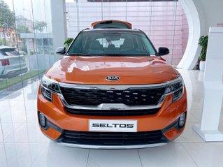 Kia Bắc Ninh - Kia Seltos 2021, ưu đãi T6 phụ kiện chính hãng, hỗ trợ bank 80% lái thử, full đủ màu