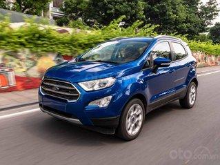 Ford Bình Phước - Ford Ecosport 2021 - sẵn xe giao ngay - giảm tiền mặt + phụ kiện chính hãng