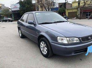 Bán Toyota Corolla năm sản xuất 1997, màu xám, nhập khẩu