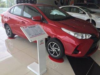 Cần bán xe Toyota Vios 2021, màu đỏ