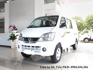 Xe tải Van Thaco 2 chỗ - 5 chỗ, tải 750 và 945 kg vào phố giá tốt, hỗ trợ trả góp, tặng 200L xăng