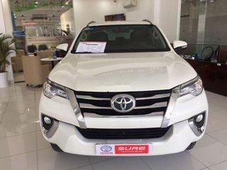 Cần bán lại xe Toyota Fortuner 2.7 AT năm sản xuất 2016, màu trắng, nhập khẩu, giá chỉ 840 triệu
