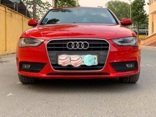 Bán Audi A4 sx 2012 màu đỏ cực đẹp, xe nguyên zin