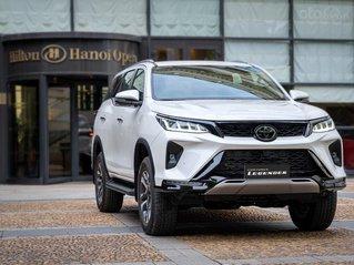 Bán Toyota Fortuner 2021 ưu đãi tốt, hỗ trợ đăng ký và giao xe trên toàn quốc