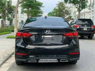 Bán Hyundai Accent đời 2018, màu đen, số sàn