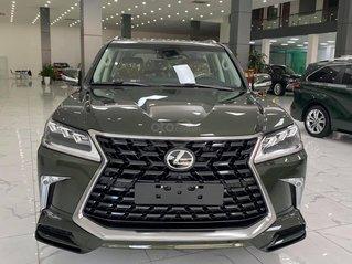 Bán Lexus LX570 Super Sport sản xuất 2021, mới 100%, xe giao ngay giá tốt