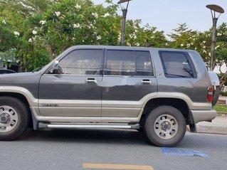 Cần bán Isuzu Trooper sản xuất 1997, màu xám, nhập khẩu nguyên chiếc, 130 triệu