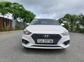 Bán Hyundai Accent 1.4 MT 2018, zin cả xe từ máy số thân vỏ đến nội thất, năm sản xuất 2018