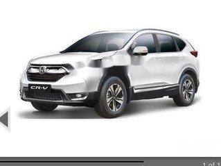 Cần bán Honda CR V sản xuất 2019, màu trắng, nhập khẩu nguyên chiếc còn mới