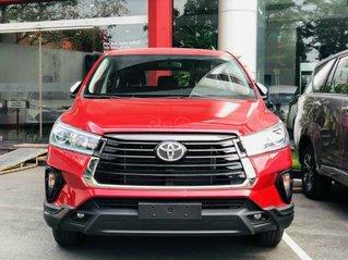 Toyota Innova 2021 - chỉ trả trước 20% nhận xe ngay - khuyến mãi hấp dẫn