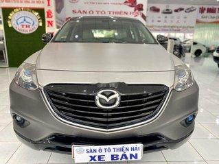 Cần bán Mazda CX 9 đời 2014, màu xám chính chủ