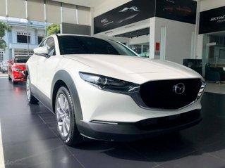 Mazda Giải Phóng HN - CX-30 nhập khẩu, giá tốt nhất - hỗ trợ 100% chi phí dịch vụ đăng ký đăng kiểm