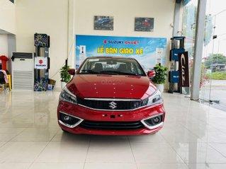 Bán xe Suzuki Ciaz năm 2021, giá 480tr tặng nhiều phụ kiện phần quà chính hãng, hỗ trợ trả góp 80% giá trị xe