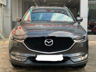 Cần bán gấp Mazda CX 5 đời 2019, màu xám