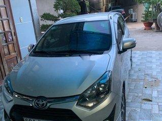 Bán Toyota Wigo đời 2018, màu bạc, nhập khẩu nguyên chiếc số tự động, giá 345tr