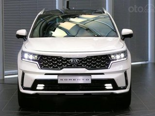 Kia Sorento All New 2021 - siêu phẩm SUV - ưu đãi giá tốt