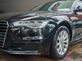 Cần bán xe Audi A6 đời 2015 màu đen, xe đi ít, vẫn mới đẹp